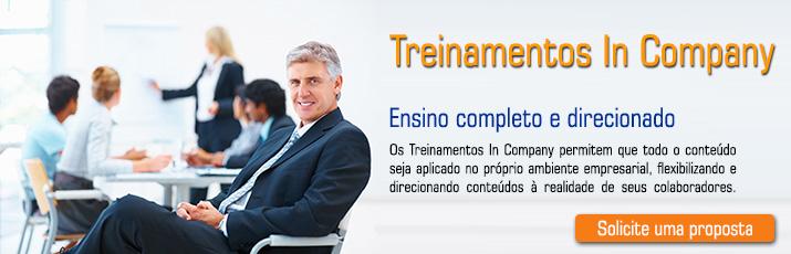 Treinamentos In-Company